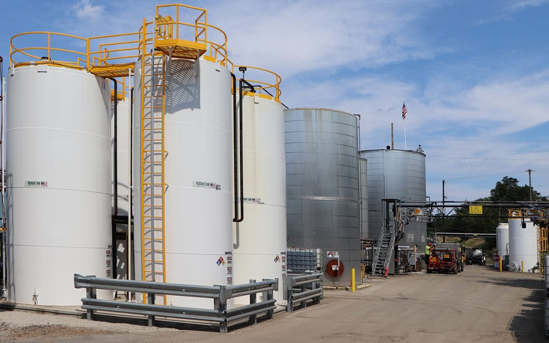 Survival Guide to Storage Tank Leaks